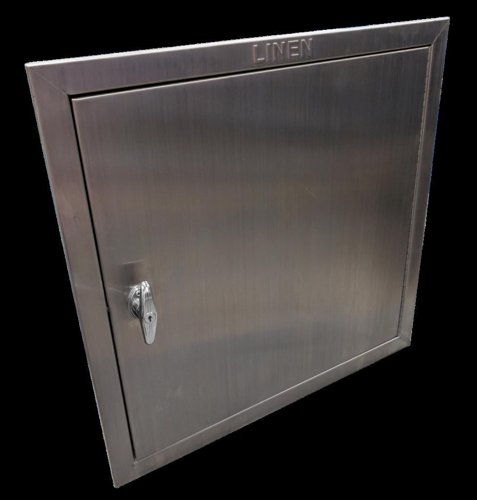 Linen Chute Door All City Metal